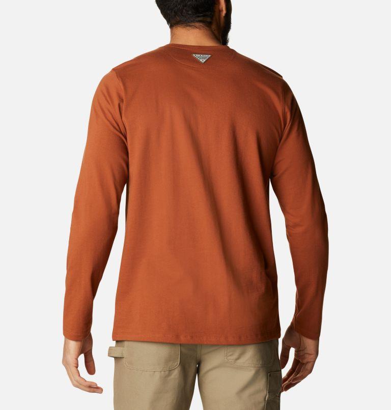 Men's PHG Roughtail™ Work Long Sleeve Pocket T-Shirt Men's PHG Roughtail™ Work Long Sleeve Pocket T-Shirt, back