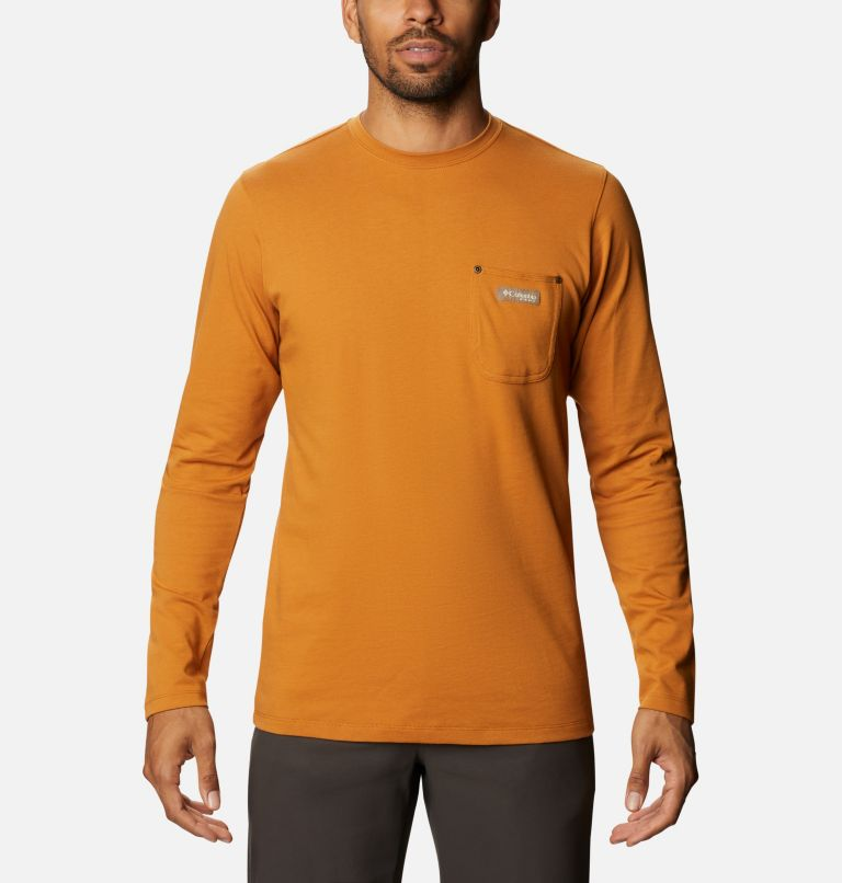 Men's PHG Roughtail™ Work Long Sleeve Pocket T-Shirt Men's PHG Roughtail™ Work Long Sleeve Pocket T-Shirt, front