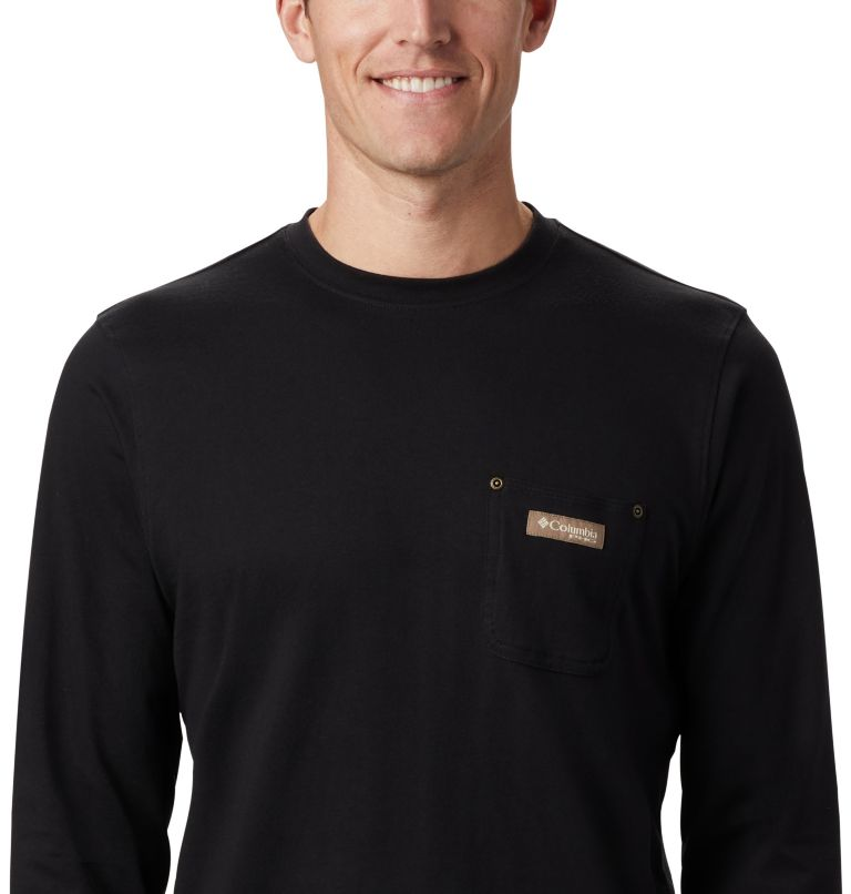 Roughtail™ Work LS Pocket Tee Roughtail™ Work LS Pocket Tee, a1