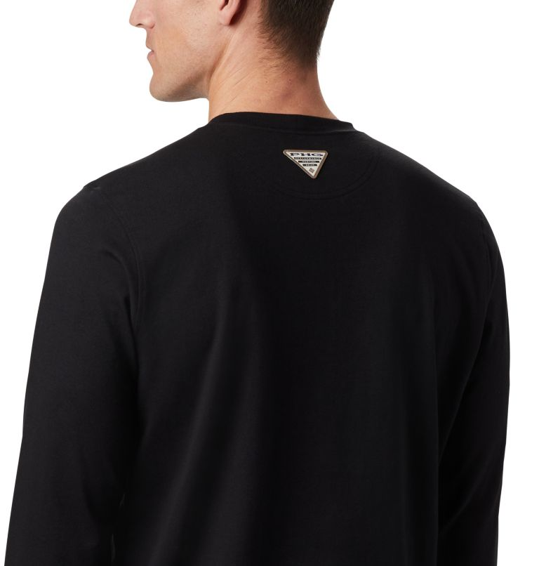 Men's PHG Roughtail™ Work Long Sleeve Pocket T-Shirt - Tall Men's PHG Roughtail™ Work Long Sleeve Pocket T-Shirt - Tall, a3