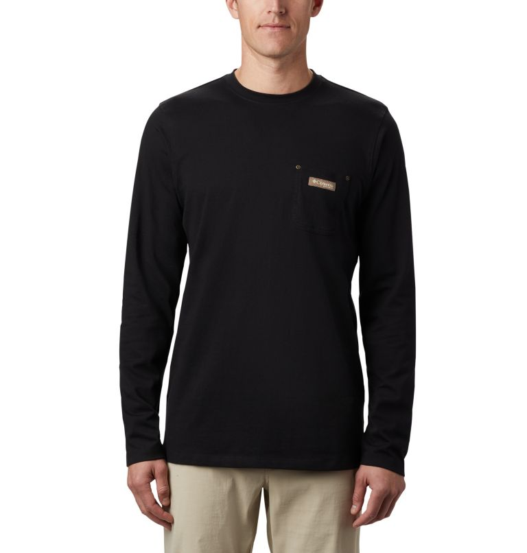 Men's PHG Roughtail™ Work Long Sleeve Pocket T-Shirt - Tall Men's PHG Roughtail™ Work Long Sleeve Pocket T-Shirt - Tall, front
