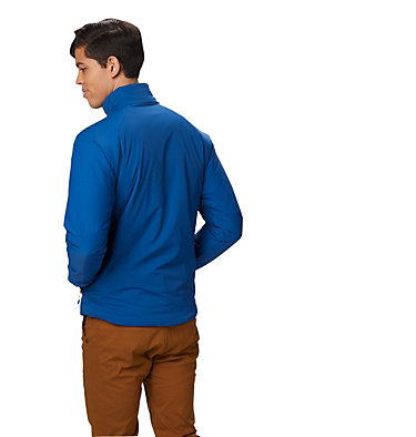 Men's Kor Strata™ Jacket Kor Strata™ Jacket | 448 | L, Nightfall Blue, back