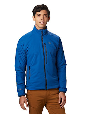 Men's Kor Strata™ Jacket Kor Strata™ Jacket | 448 | L, Nightfall Blue, front