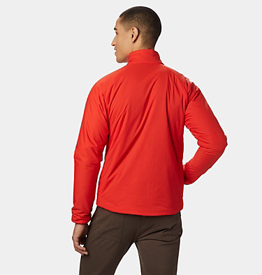 Men's Kor Strata™ Jacket Kor Strata™ Jacket | 448 | L, Fiery Red, back