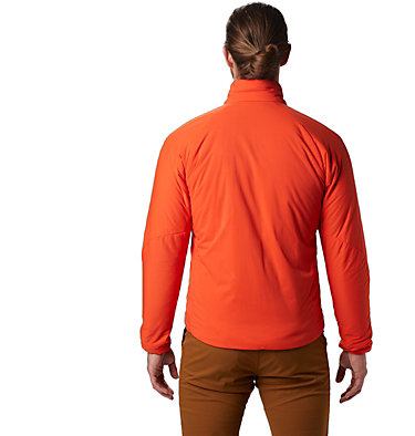 Men's Kor Strata™ Jacket Kor Strata™ Jacket | 448 | L, State Orange, back