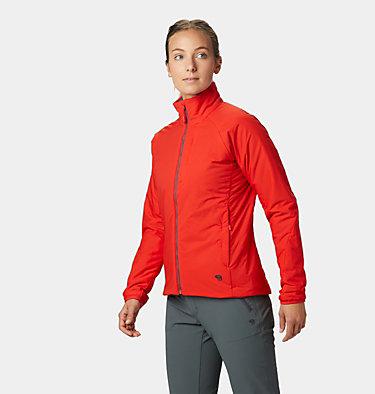Women's Kor Strata™ Jacket Kor Strata™ Jacket   010   L, Fiery Red, front