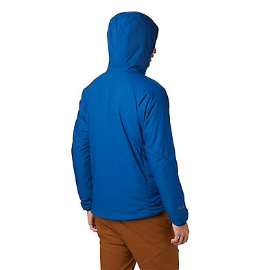 Men's Kor Strata™ Hoody Kor Strata™ Hoody | 448 | L, Nightfall Blue, back