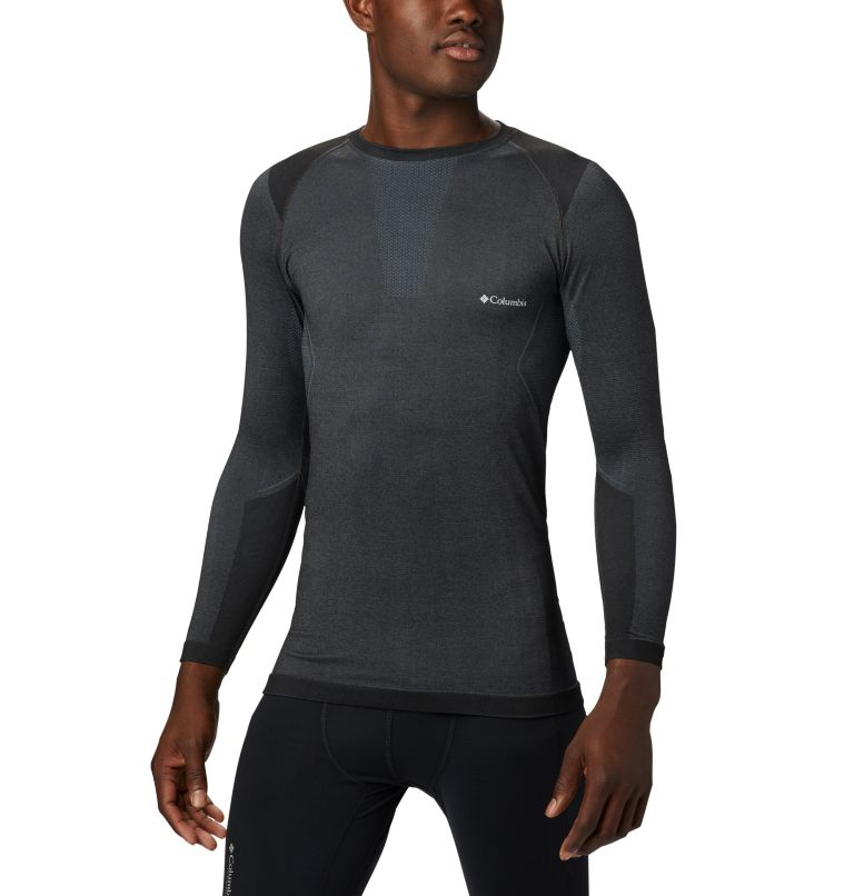 Men's Engineered Long Sleeve Crew Men's Engineered Long Sleeve Crew, front