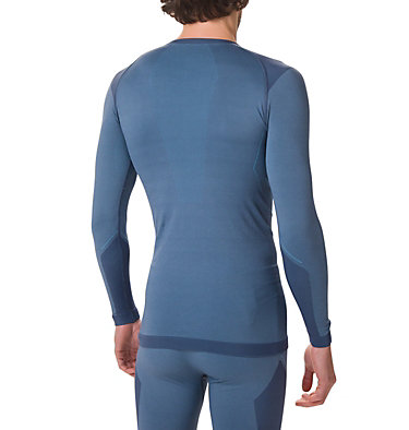 Maglia tecnica a maniche lunghe da uomo M Engineered Long Sleeve Crew | 441 | L, Mountain, back