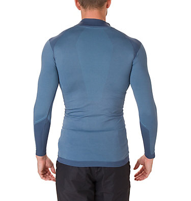 Giacca tecnica con cerniera a mezza lunghezza da uomo M Engineered Half Zip | 441 | L, Mountain, back