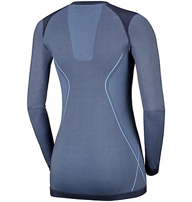 Women's Engineered Long Sleeve Crew , back