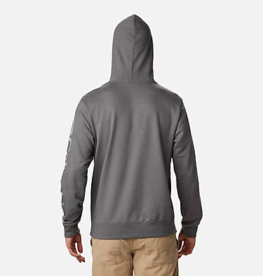 Men's Viewmont™ II Sleeve Graphic Hoodie - Tall Viewmont™ II Sleeve Graphic Hoodie | 023 | XLT, City Grey, Columbia Grey, back