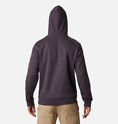 Men's Viewmont™ II Sleeve Graphic Hoodie - Tall Viewmont™ II Sleeve Graphic Hoodie | 100 | 5XT, Dark Purple, Shale Purple, back