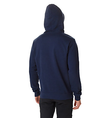 Men's Viewmont II Sleeve Graphic Hoodie Viewmont™ II Sleeve Graphic Ho | 030 | S, Collegiate Navy, back