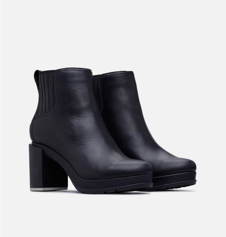 MARGO™ CHELSEA | 010 | 9 Women's Margo™ Chelsea Boot, Black, 3/4 front