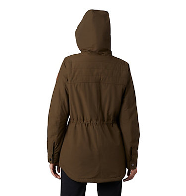 Women's Chatfield Hill™ Jacket Chatfield Hill™ Jacket | 607 | XL, Olive Green, back