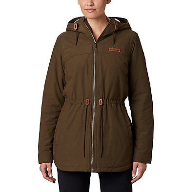 Women's Chatfield Hill™ Jacket Chatfield Hill™ Jacket | 607 | XL, Olive Green, front