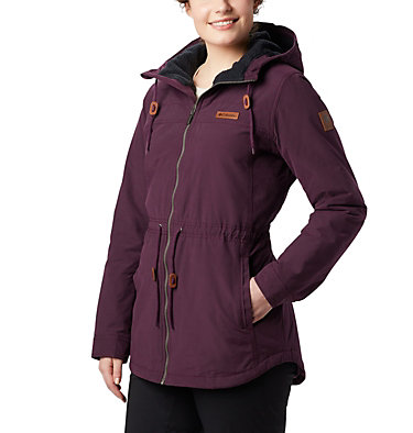 Women's Chatfield Hill™ Jacket Chatfield Hill™ Jacket | 607 | XL, Black Cherry, front
