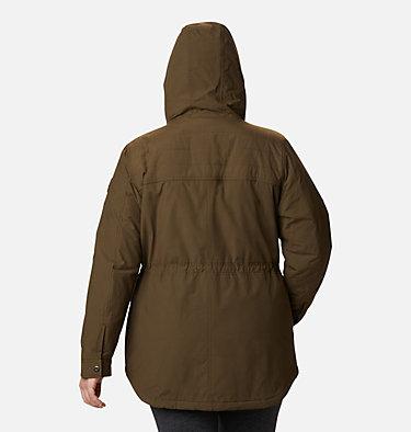 Women's Chatfield Hill™ Jacket - Plus Size Chatfield Hill™ Jacket | 607 | 1X, Olive Green, back