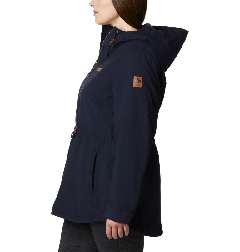 Chatfield Hill™ Jacket | 472 | 1X Women's Chatfield Hill™ Jacket - Plus Size, Dark Nocturnal, a1