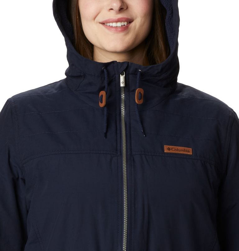 Chatfield Hill™ Jacket | 472 | 1X Women's Chatfield Hill™ Jacket - Plus Size, Dark Nocturnal, a2