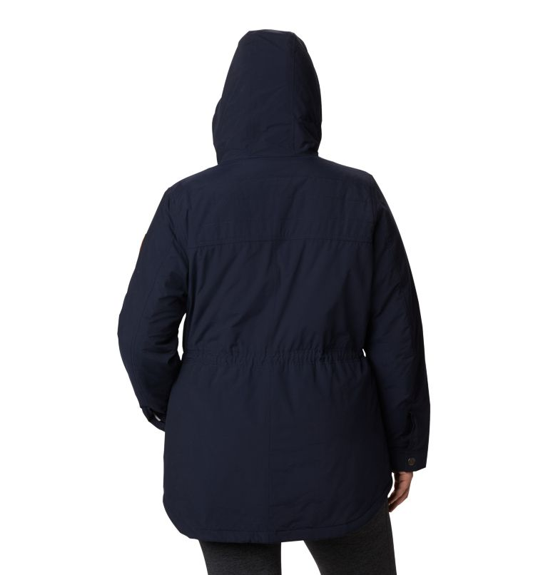 Chatfield Hill™ Jacket | 472 | 1X Women's Chatfield Hill™ Jacket - Plus Size, Dark Nocturnal, back