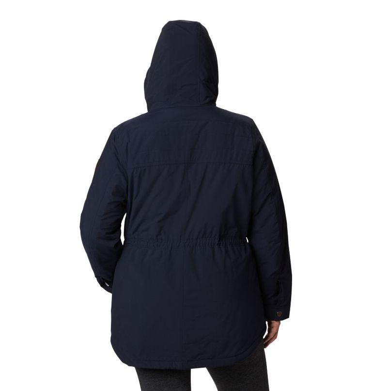 Chatfield Hill™ Jacket | 472 | 2X Women's Chatfield Hill™ Jacket - Plus Size, Dark Nocturnal, back