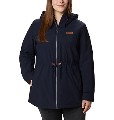Women's Chatfield Hill™ Jacket - Plus Size Chatfield Hill™ Jacket | 607 | 1X, Dark Nocturnal, front