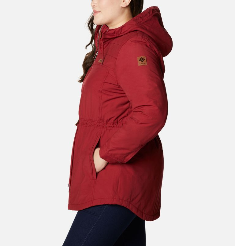 Chatfield Hill™ Jacket | 607 | 3X Women's Chatfield Hill™ Jacket - Plus Size, Beet, a1
