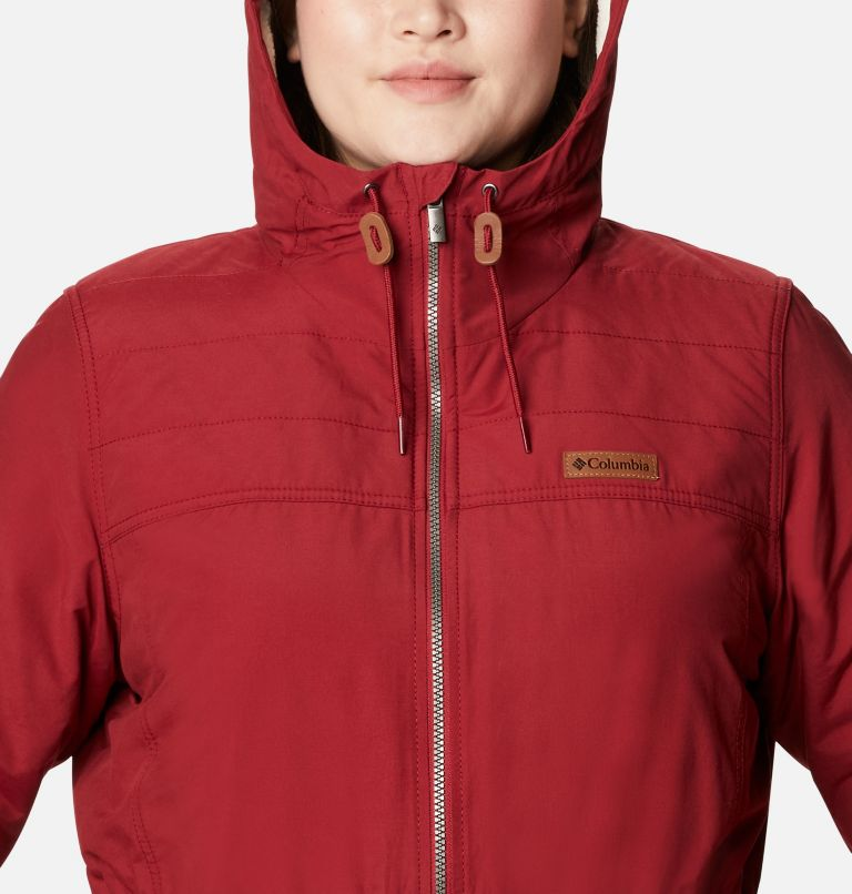 Chatfield Hill™ Jacket | 607 | 2X Women's Chatfield Hill™ Jacket - Plus Size, Beet, a2