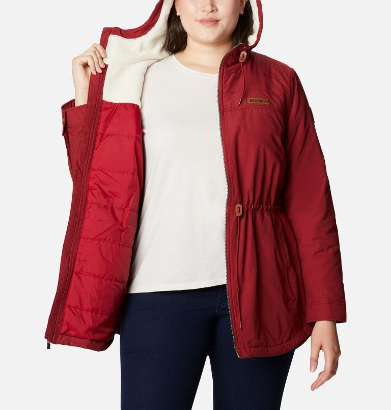 Chatfield Hill™ Jacket | 607 | 3X Women's Chatfield Hill™ Jacket - Plus Size, Beet, a3