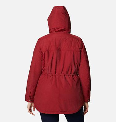 Women's Chatfield Hill™ Jacket - Plus Size Chatfield Hill™ Jacket | 607 | 1X, Beet, back