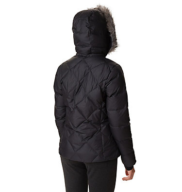 Icy Heights™ II Daunenjacke für Damen Icy Heights™ II Down Jacket | 011 | XS, Black, back