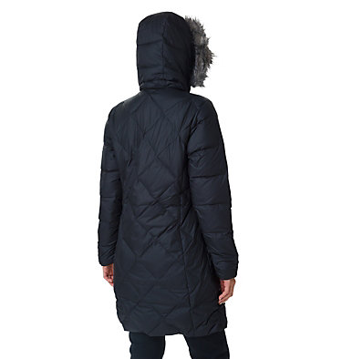 Icy Heights™ II Mid Length Daunenjacke für Damen Icy Heights™ II Mid Length Dow | 010 | L, Black, back
