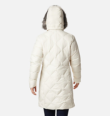 Icy Heights™ II Mid Length Daunenjacke für Damen Icy Heights™ II Mid Length Dow | 010 | L, Chalk, back