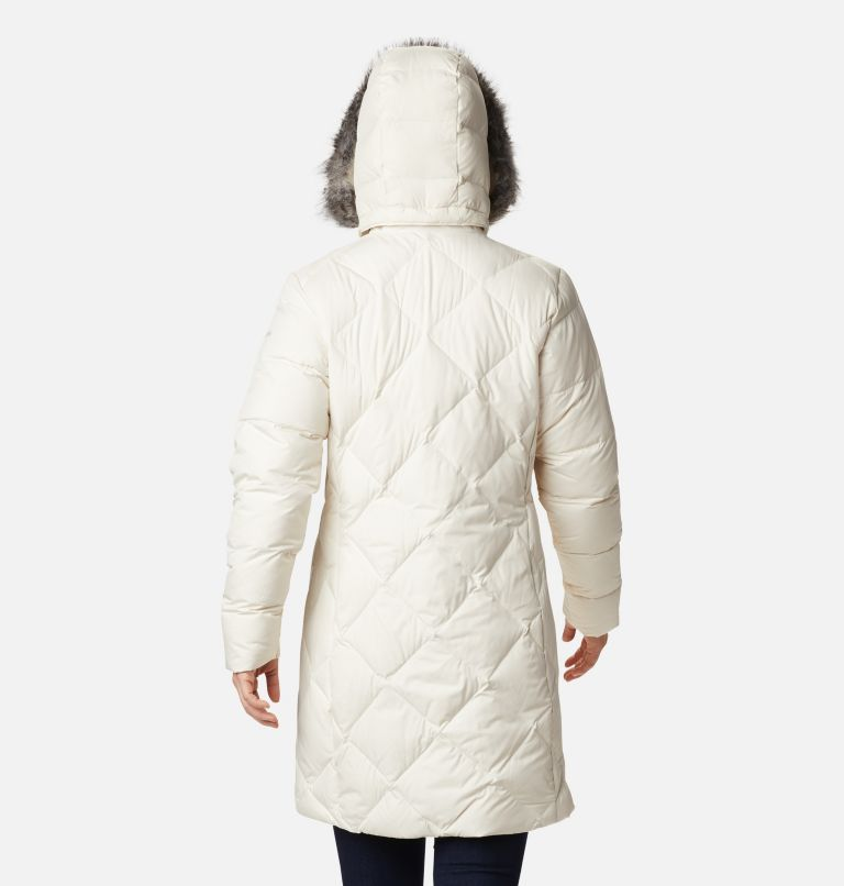 Women's Icy Heights™ II Mid Length Down Jacket Women's Icy Heights™ II Mid Length Down Jacket, back