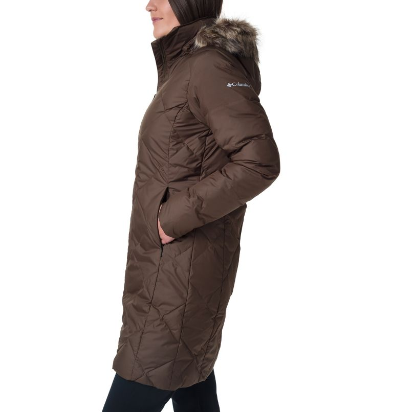 Women's Icy Heights™ II Mid Length Down Jacket Women's Icy Heights™ II Mid Length Down Jacket, a1