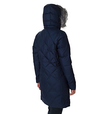 Icy Heights™ II Mid Length Daunenjacke für Damen Icy Heights™ II Mid Length Dow | 010 | L, Dark Nocturnal, back