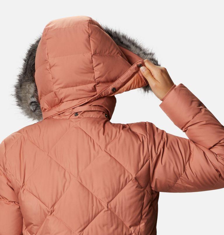 Women's Icy Heights™ II Mid Length Down Jacket Women's Icy Heights™ II Mid Length Down Jacket, a4