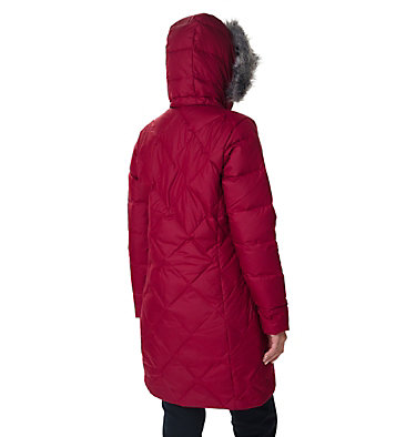 Icy Heights™ II Mid Length Daunenjacke für Damen Icy Heights™ II Mid Length Dow | 010 | L, Beet, back