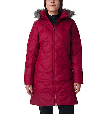 Women's Icy Heights™ II Mid Length Down Jacket , front