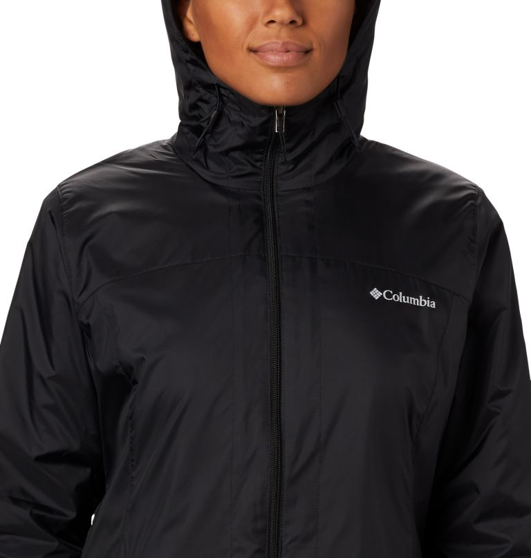 Switchback™ Sherpa Lined Jacket | 010 | XS Women's Switchback™ Sherpa Lined Jacket, Black, a2