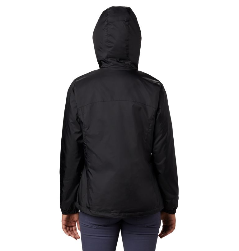Switchback™ Sherpa Lined Jacket | 010 | XS Women's Switchback™ Sherpa Lined Jacket, Black, back
