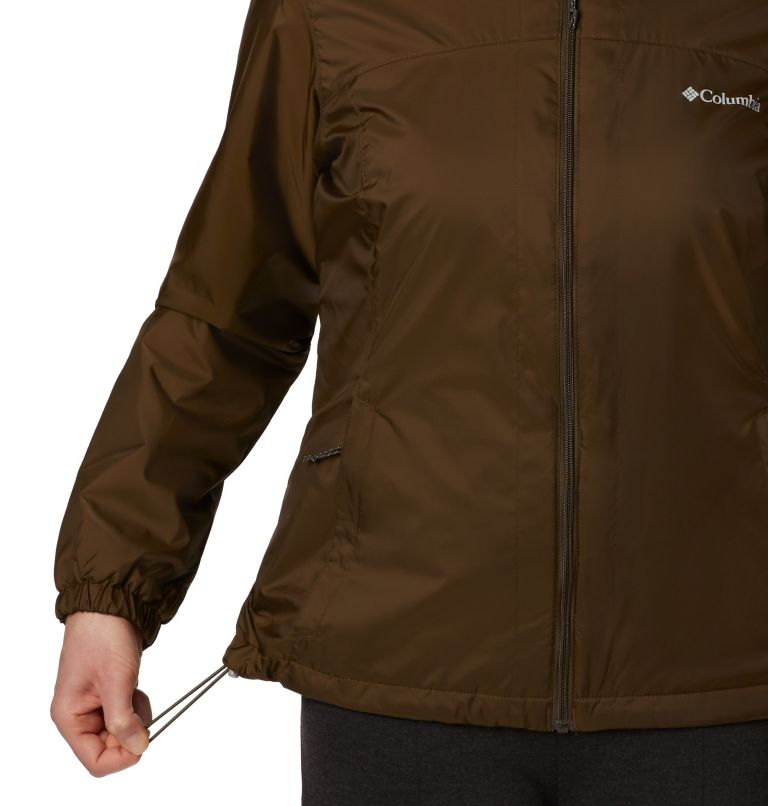 Switchback™ Sherpa Lined Jacket | 319 | XS Women's Switchback™ Sherpa Lined Jacket, Olive Green, a1
