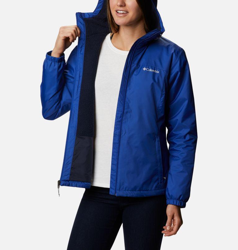 Switchback™ Sherpa Lined Jacket | 410 | XS Women's Switchback™ Sherpa Lined Jacket, Lapis Blue, a3