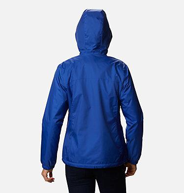 Women's Switchback™ Sherpa Lined Jacket Switchback™ Sherpa Lined Jacket | 671 | M, Lapis Blue, back
