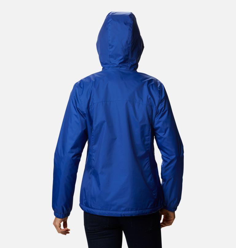 Switchback™ Sherpa Lined Jacket | 410 | XS Women's Switchback™ Sherpa Lined Jacket, Lapis Blue, back