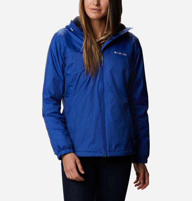 Switchback™ Sherpa Lined Jacket | 410 | XS Women's Switchback™ Sherpa Lined Jacket, Lapis Blue, front