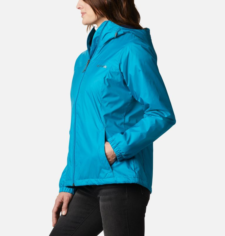 Switchback™ Sherpa Lined Jacket | 462 | XS Women's Switchback™ Sherpa Lined Jacket, Fjord Blue, a1