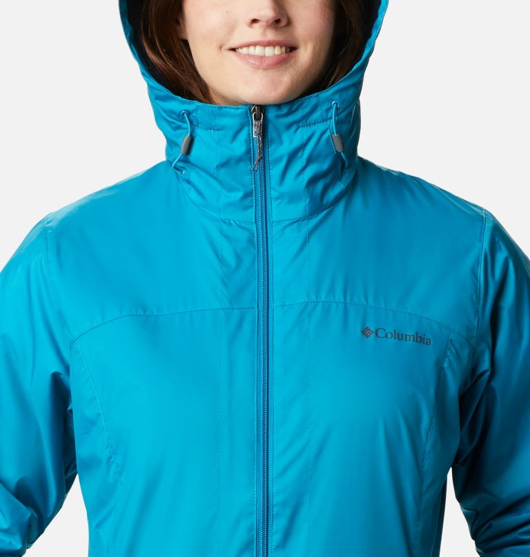 Switchback™ Sherpa Lined Jacket | 462 | XS Women's Switchback™ Sherpa Lined Jacket, Fjord Blue, a2